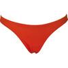 arena Solid Bikini Kobiety czerwony